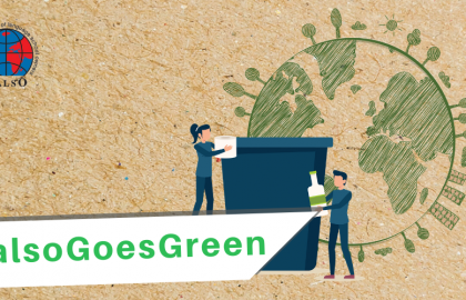 Palso Goes Green: η νέα καμπάνια της Palso για το περιβάλλον