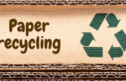 Σωστή ανακύκλωση του χαρτιού