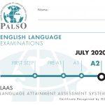 Εγκύκλιος εξετάσεων LAAS Ιουνίου 2021